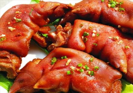 温州哪里有烤猪蹄培训机构
