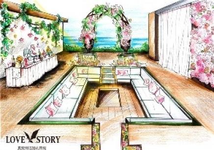 南京3D婚礼手绘设计培训