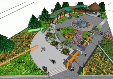 扬州学景观设计