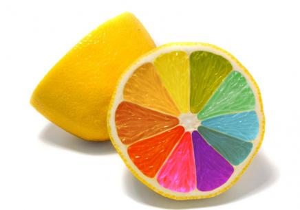 钩织水果平面图解