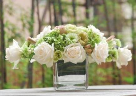 欧洲*新婚礼花艺策划:色彩