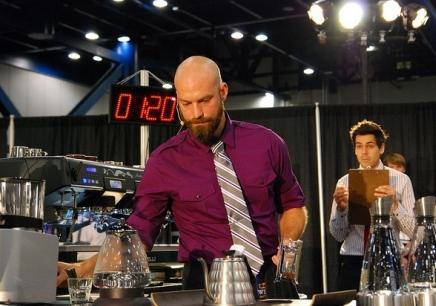 咖啡师课程
