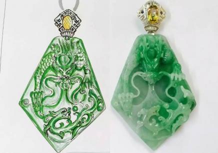 珠宝设计手绘课程
