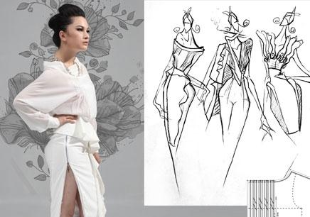 个性服装及设计技巧,设计师如何调动自己的设计灵感
