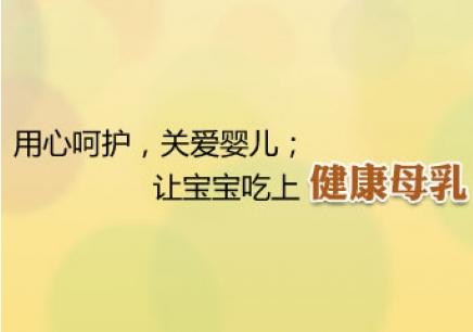 扬州催乳师培训哪家好
