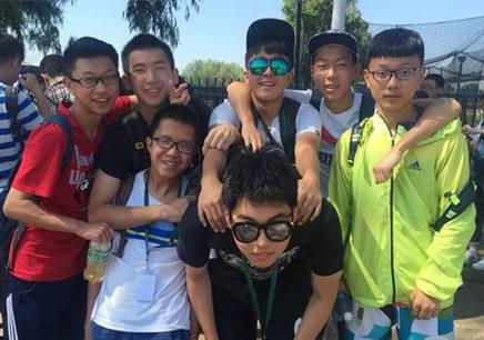 深圳美国课程夏令营