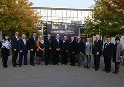 天津财经大学与加拿大西三一大学合作举办工商管理硕士
