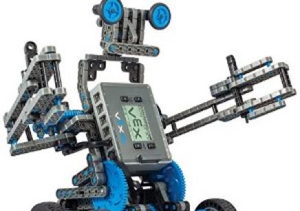 无锡机器人专业中级班(VEXIQ机器人)