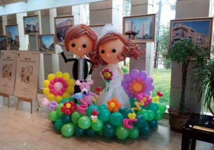南京婚期气球培训班