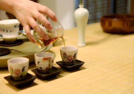 长春初级茶艺师培训