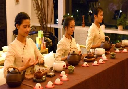 长春高级茶艺师培训哪里专业