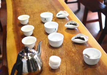 广州乐茶茶艺培训机构