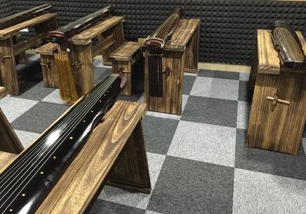 广州乐茶古琴古筝培训课程