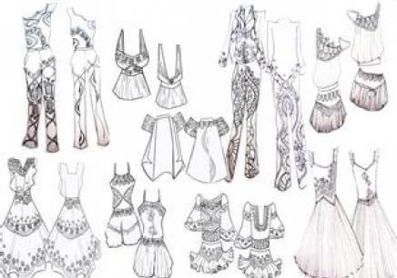 服装设计手绘精品班