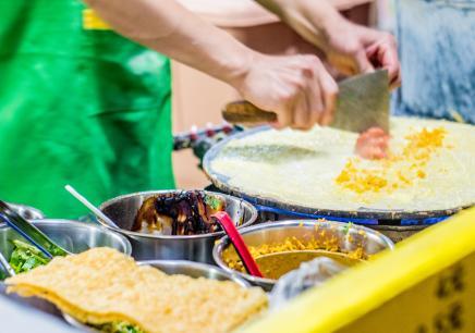 山東雜糧煎餅培訓機構