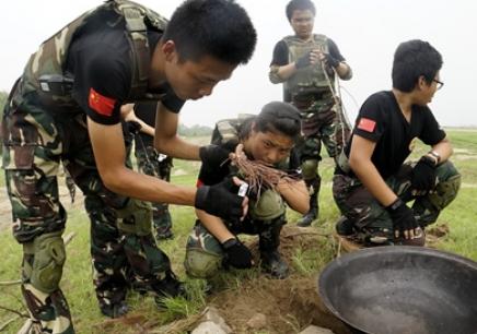 北京野战军生存营_军事夏令营
