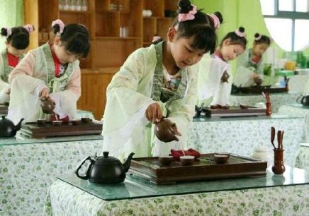 杭州少儿茶艺师培训