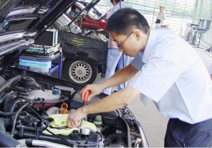 武汉汽车维修培训