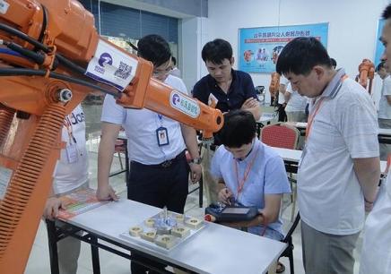 工业机器人操作班