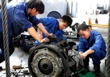 杭州汽车维修培训速成价格