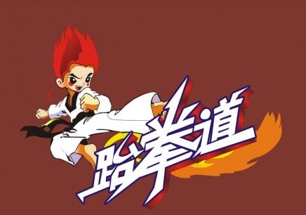 重庆跆拳道就业班