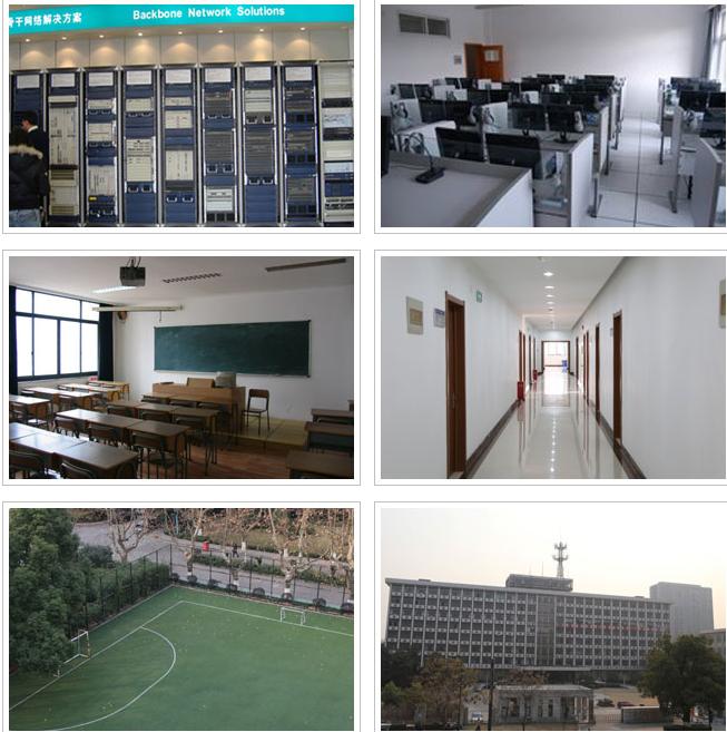 国联教育校区环境