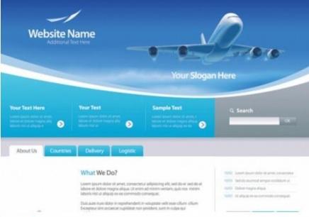 网页设计课程
