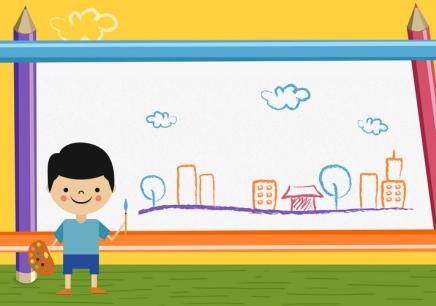 深圳北郊幼儿绘画班
