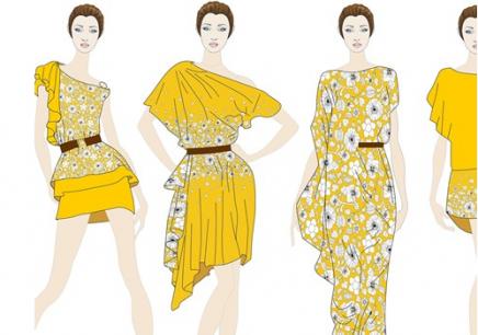 泉州设计服装学习