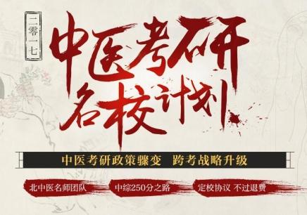 徐州中医考研培训课程
