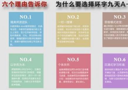 英国高中留学生的课程【上海】