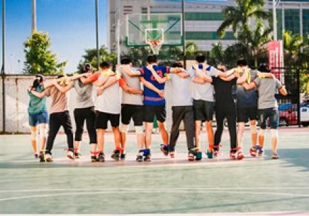 杭州团队凝聚力与执行力培训班