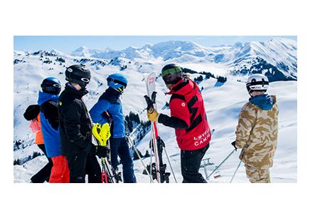 2018滑雪训练营