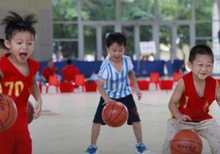 武汉少儿篮球培训
