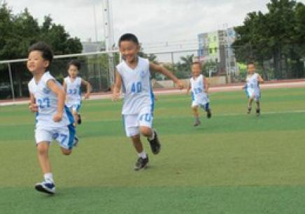 武汉汉口少儿篮球培训