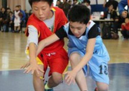 武汉少儿篮球实战班