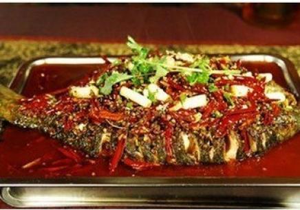 南昌食尚香万州烤鱼培训