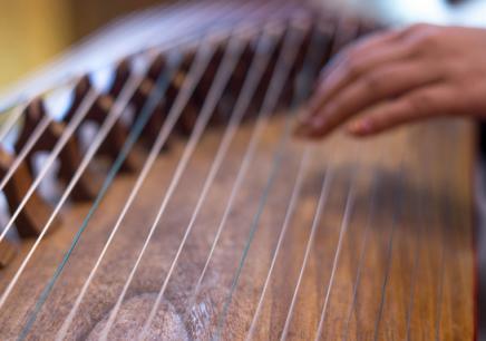 杭州古筝教学课程