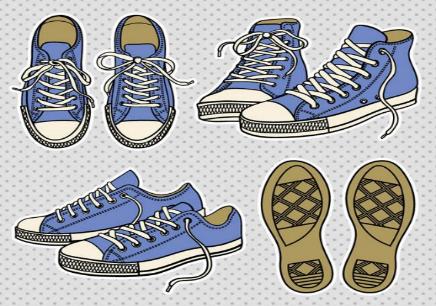 泉州学校鞋样CAD打版