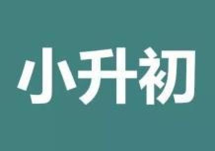 宁波小升初培训班