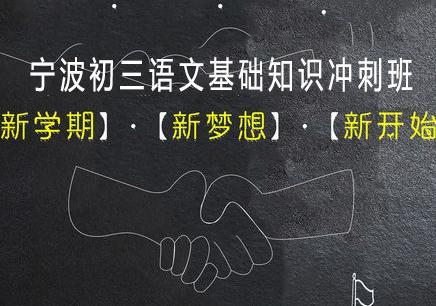 宁波初三语文提升多少钱