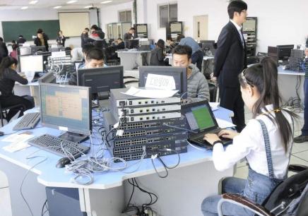 江西新华电脑4G网络工程师课程