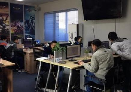 江西新华电脑C  游戏开发工程师课程