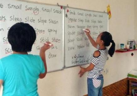 厦门初一英语课程