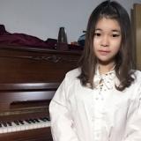钢琴老师韩璐