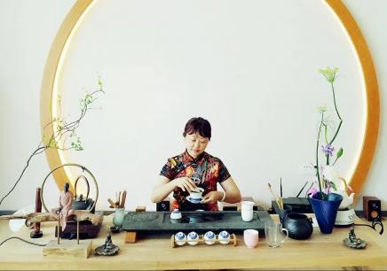 南京茶艺师培训培训费多少钱
