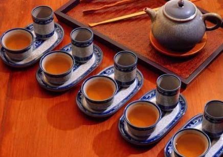 南京茶艺师培训培训多少天