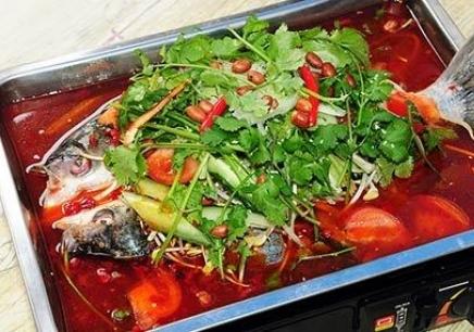 重庆烧烤烤鱼