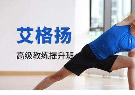 徐州艾扬格教练培训报名