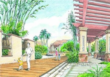 唐山学习景观设计